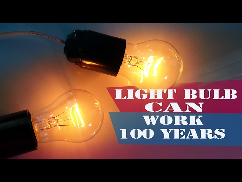 Why Light Bulbs Burn Out -  Bulb Will Never Burn Out With this Tricks (tricks at the end)