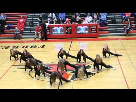 It's Goin' Down - Forreston High School Dance Team Halftime Routine