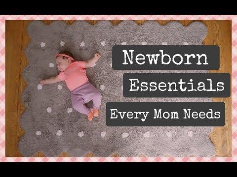 Must Have Baby Items   Unique Newborn Essentials   My Top Picks