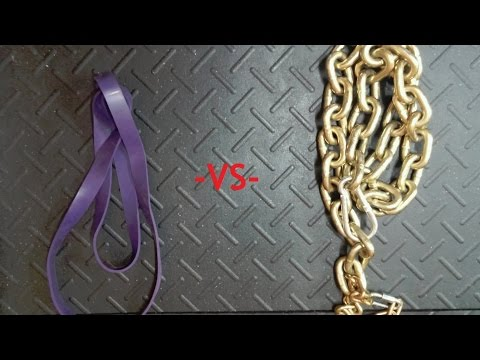 Bands vs. Chains