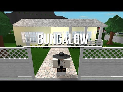 ROBLOX | Welcome to Bloxburg: Bungalow