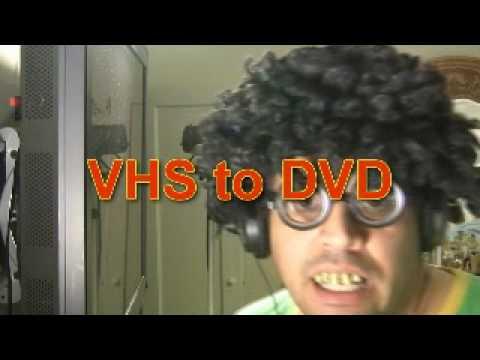 Roxio VHS to DVD