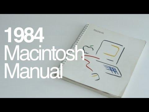 1984 Macintosh Manual