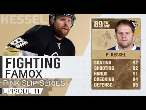 NHL 16 | Fighting FAM0X Ep.11 - Starting over (200k Pinkslip)