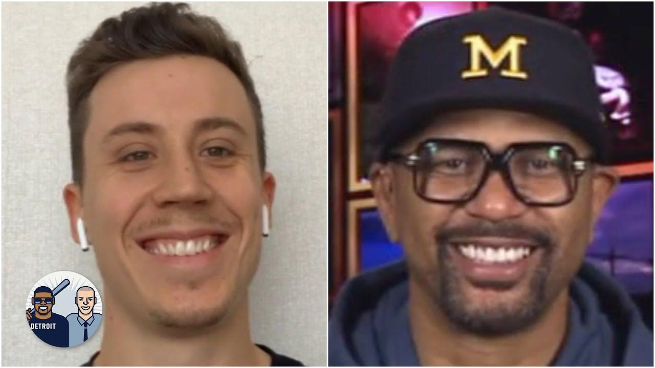 Duncan Robinson talks NBA's strict protocols, Tyler Herro & podcast 'The Long Shot' | Jalen & Jacoby