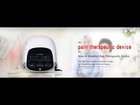 Laser knee Massager