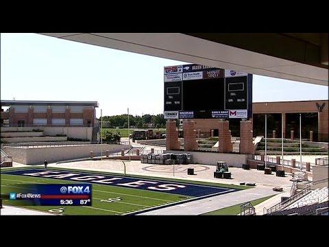 Renovations at Allen's Eagle Stadium complete