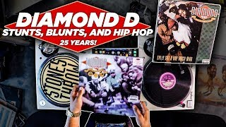 Discover Classic Samples On Diamond D
