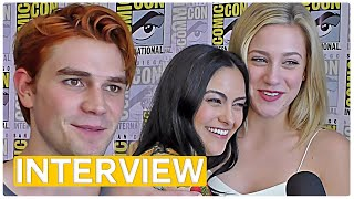 Riverdale Season 2 - Secrets will be revealed! from Comic-Con 2017