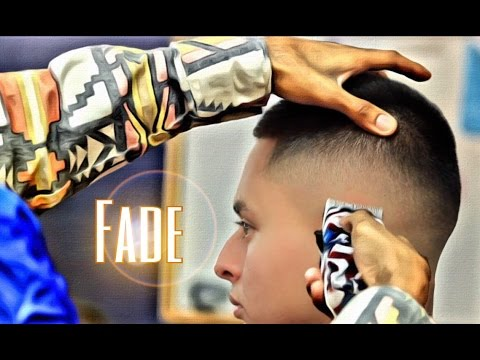How to Cut a Bald Fade HD