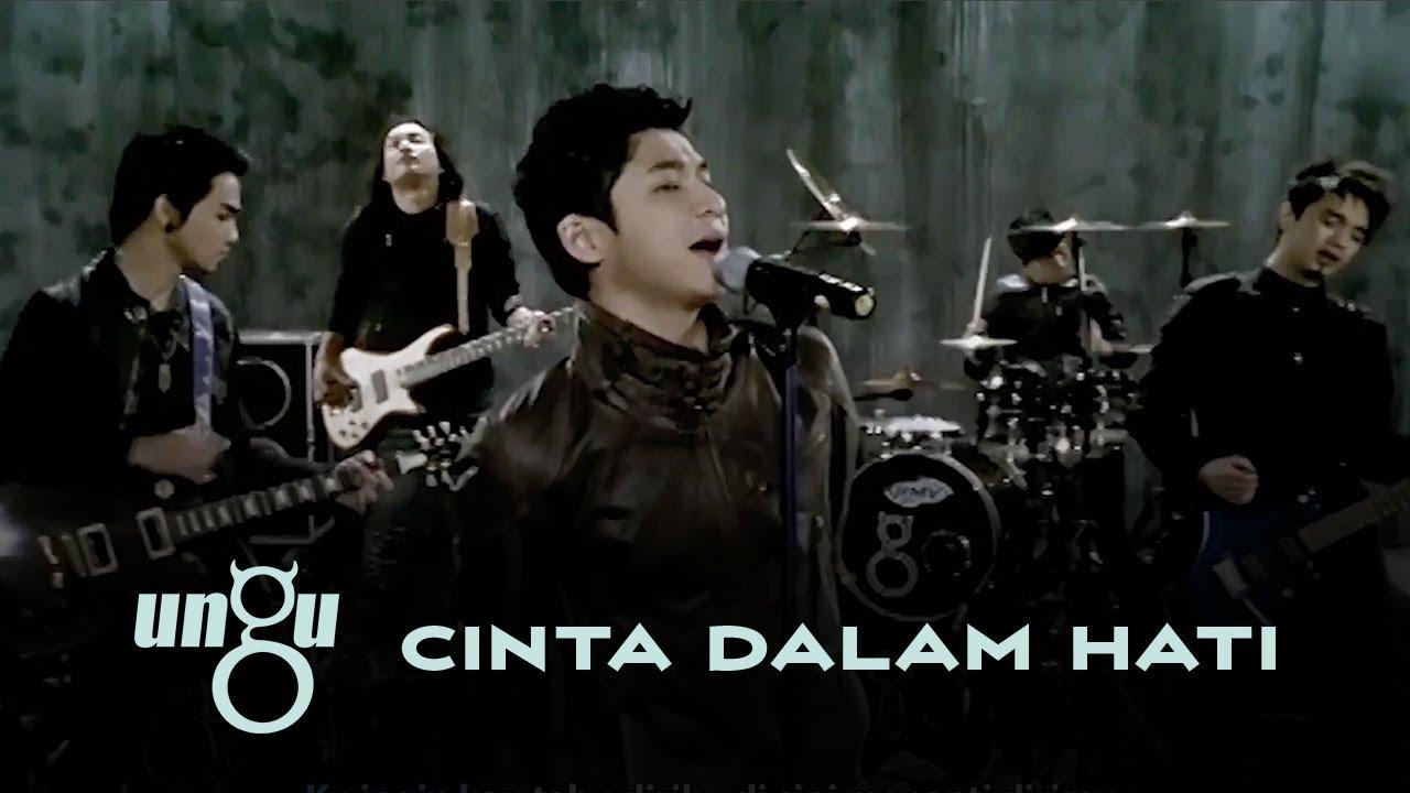 Download UNGU - Cinta Dalam Hati | Official Music Video with Lyric MP3 Gratis