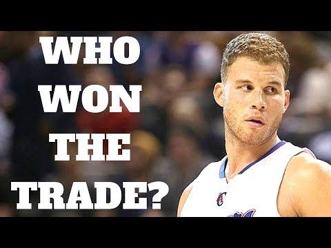 Who Won The Blake Griffin Trade?