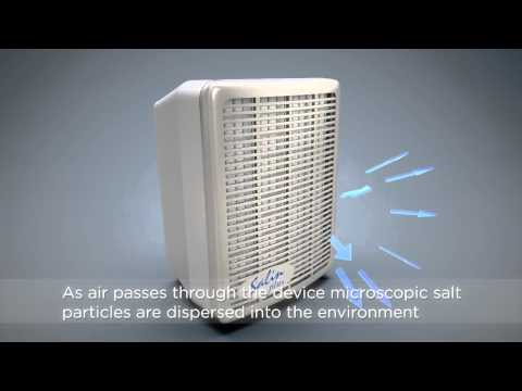Breathe Naturally with Salin® Plus