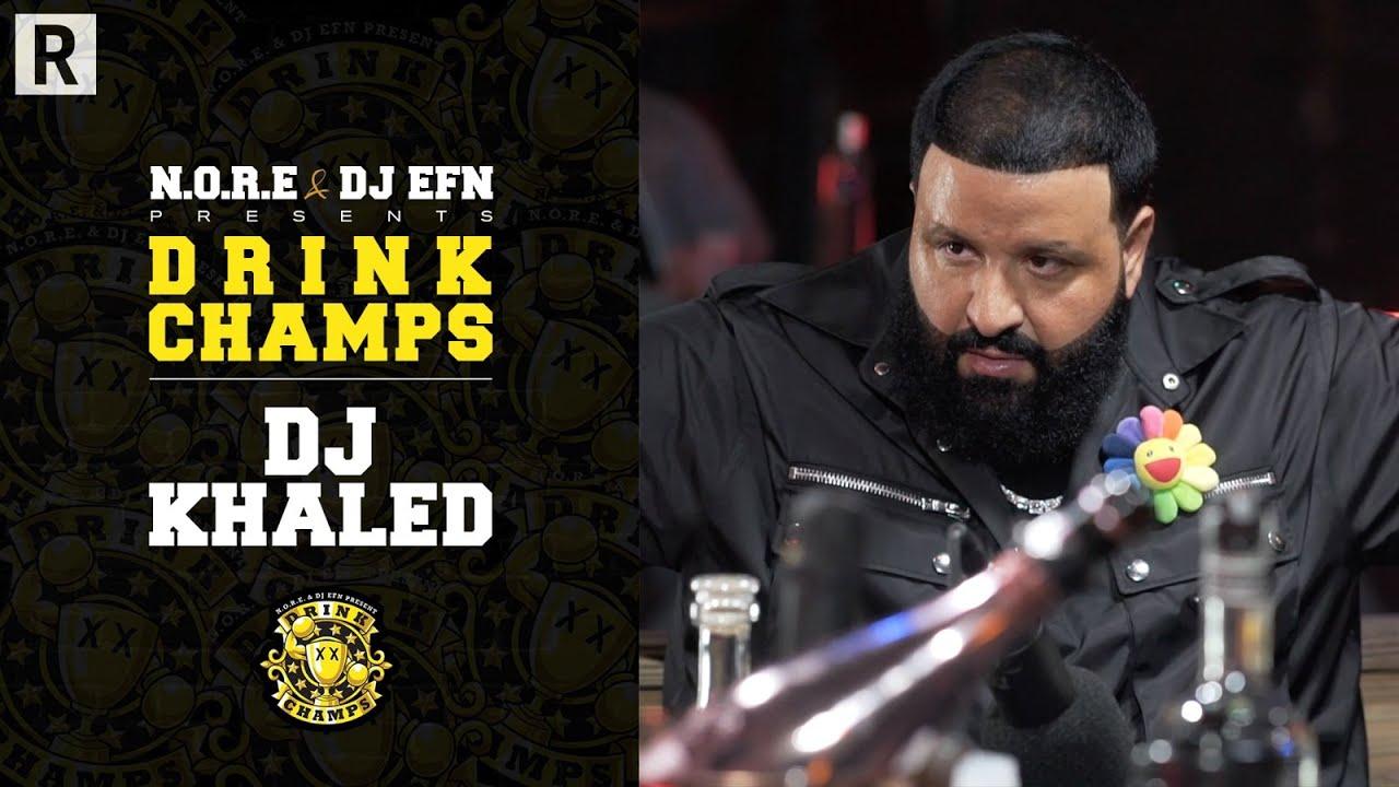 DJ Khaled's Evolution From Producer To Hitmaker, Hip-Hop Stories, Major Keys & More | Drink Champs