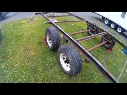 5th wheel Trailer Build