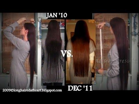 self microtrimming long hair