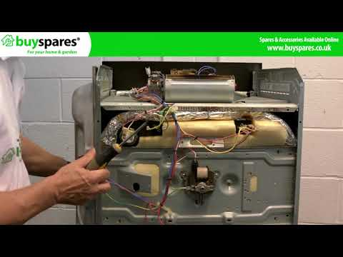 How to Replace the Thermal Cut Out on a Built in Oven