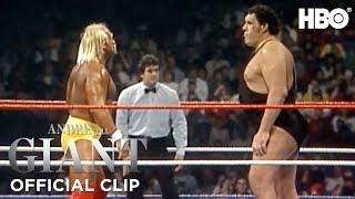 Hulk Hogan vs. Andre The Giant WrestleMania III WWE