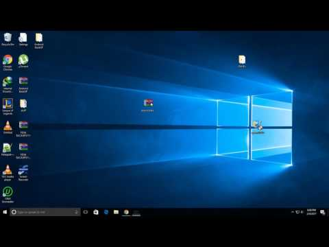 How to change default file opening program on Windows