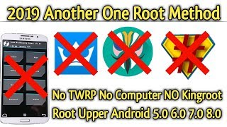 2019 New Root | Root Any Android Device without PC Without TWRP o