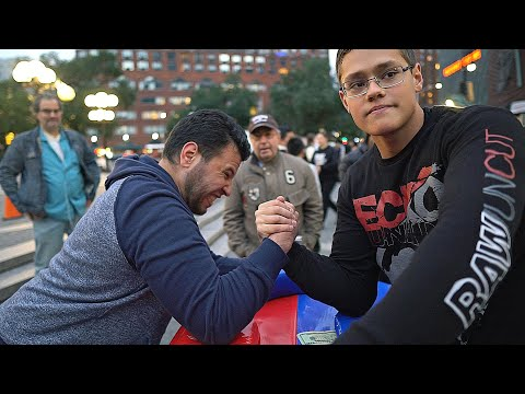 Xxx Mp4 Can You Beat This SCHOOLBOY At ARM WRESTLING 3gp Sex