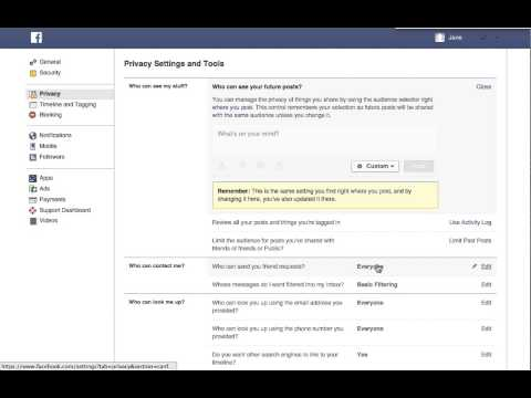 How To: Block Facebook Friends from Seeing Your Posts