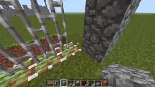 Cancelletto Minecraft : Minecraft tutorial su come costruire unauto music jinni