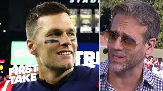 Tom Brady was a game manager vs. the Giants - Max Kellerman | First Take