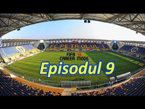 Fifa 13 Career Mode Petrolul Ploiesti Romanian Commentary - Episodul 9