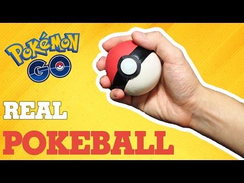 How to make a Pokeball (Pokémon GO game) - tutorial