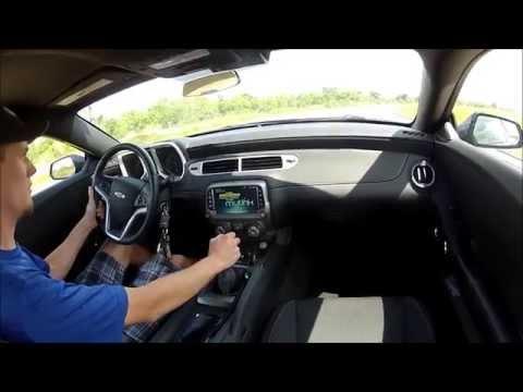 Dual Mode Performance Exhaust (NPP) | 2015 Camaro 1LT Manual Transmission