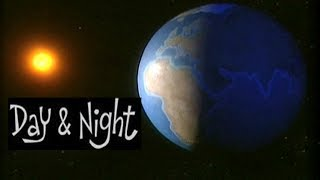 Day And Night Explanationcauses Science For Kids