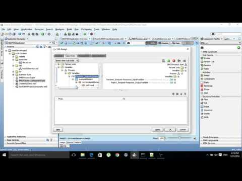 How to create RESTFUL WS and call it using Oracle SOA - PART -1