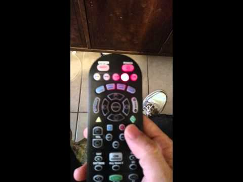 How to program your cable TV remote to your TV.