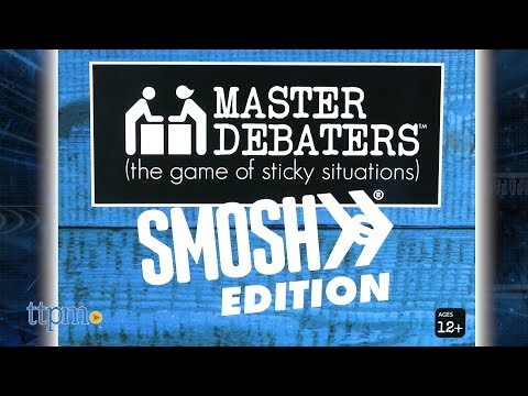 Master Debaters Smosh Edition from Brandable
