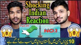 INDIANS React To 10 Things You Didn't Know About Pakistan | Part 1