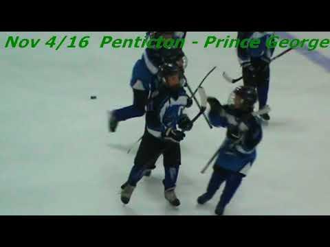 2016 Atom Dev Hockey Tourney Princeton BC