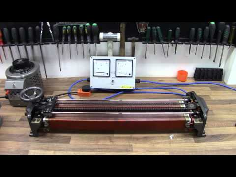 Linear Variac Restoration Project - Completion and Testing.