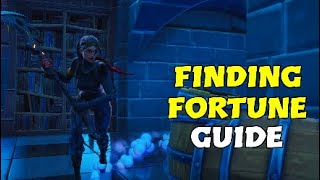 how to complete finding fortune by g schway fortnite creative maze - maze runner fortnite code poseidon