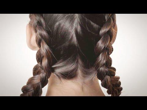 How to Do a Double Dutch Braid