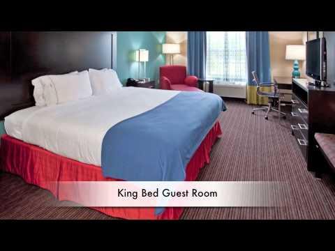 Holiday Inn Express Hotel and Suites North Kansas City - North Kansas City, Missouri