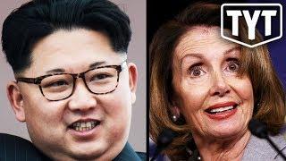 Republicans Like Kim Jong-Un More Than Nancy Pelosi
