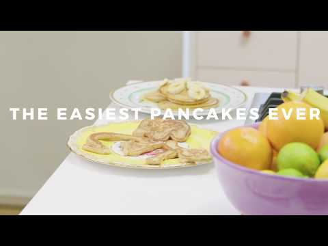 The Easiest Pancakes Ever