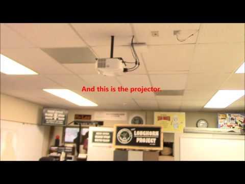 Classroom 306 Video Tour