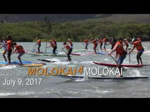2017 Maui to Molokai Challenge - July 8th 9th