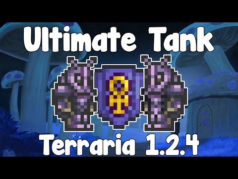 Ultimate Tank Loadout - Terraria 1.2.4 Guide Tank Loadout - GullofDoom