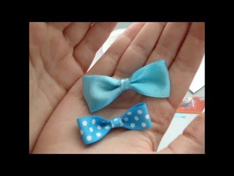 SUPER EASY: DIY Ribbon Bow (No sew)