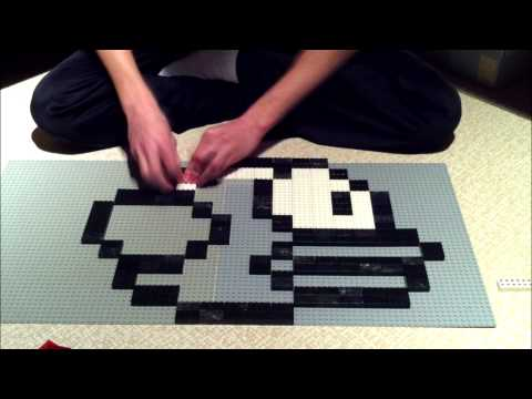 Building Flappy Bird in Lego