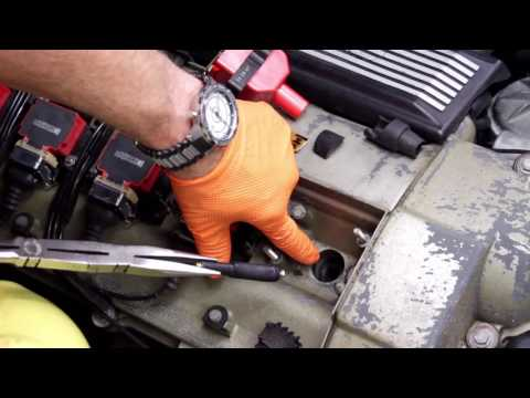 How to remove stuck spark plug connector boots on a BMW or MINI