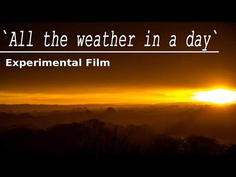 All the weather in a day, Relaxation Meditation Video, Minnie Riperton